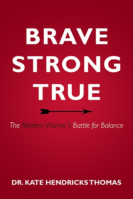 Brave Strong True cover